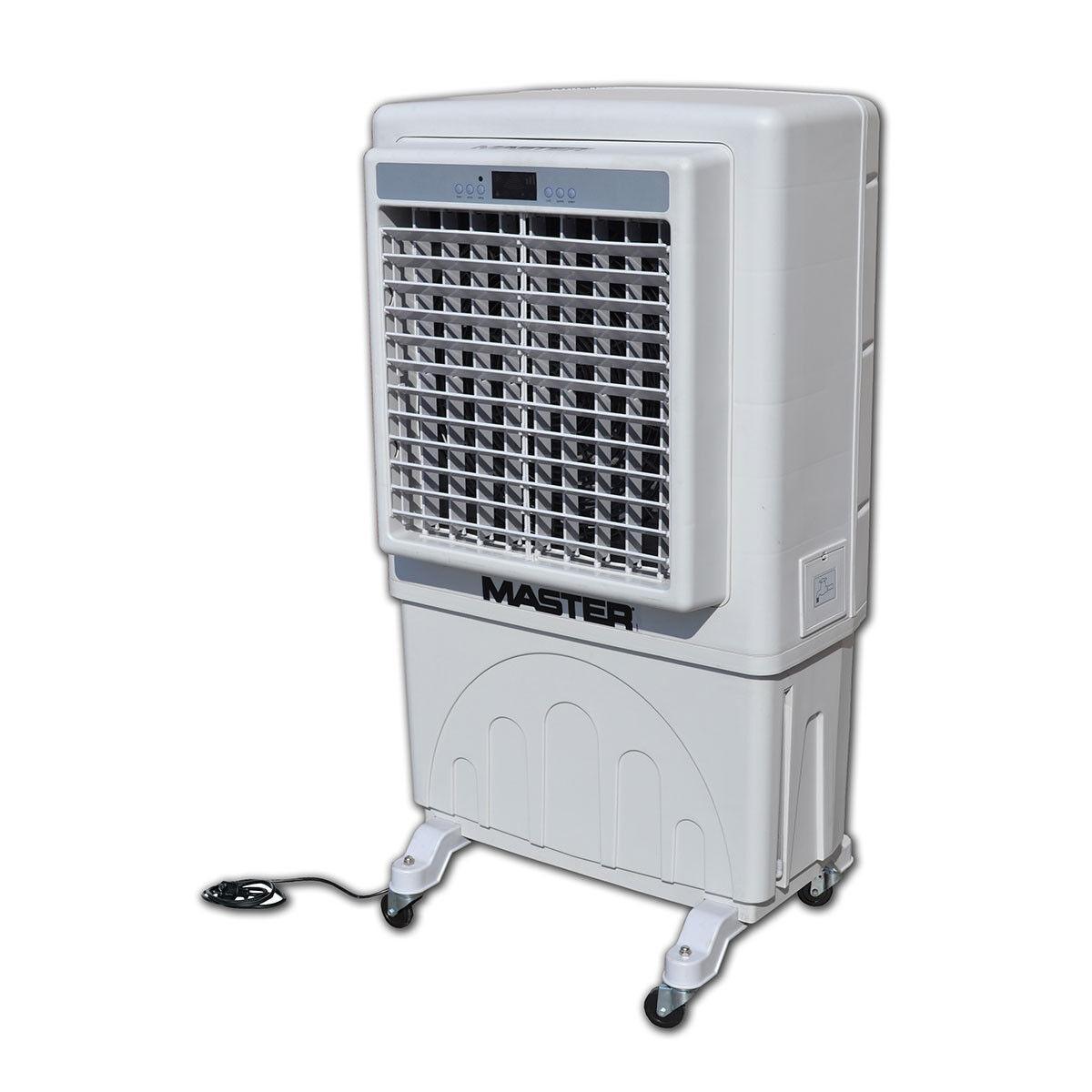master raffrescatore evaporativo portatile con ionizzatore master bc 60