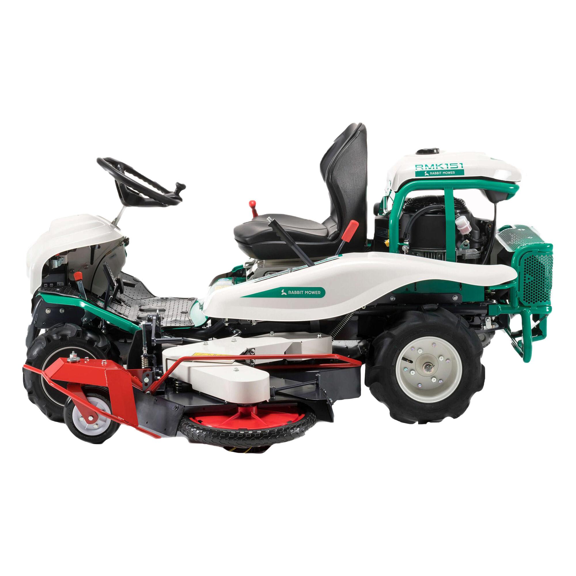 orec trattorino rabbit mower 135 ÷ 150cm da 726cc orec rmk151