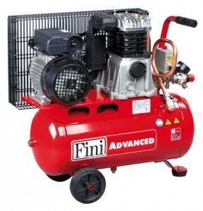 fini compressore fini mk 102-25-2m