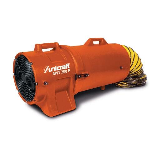 unicraft ventilatore portatile assiale unicraft mvt 200 p set