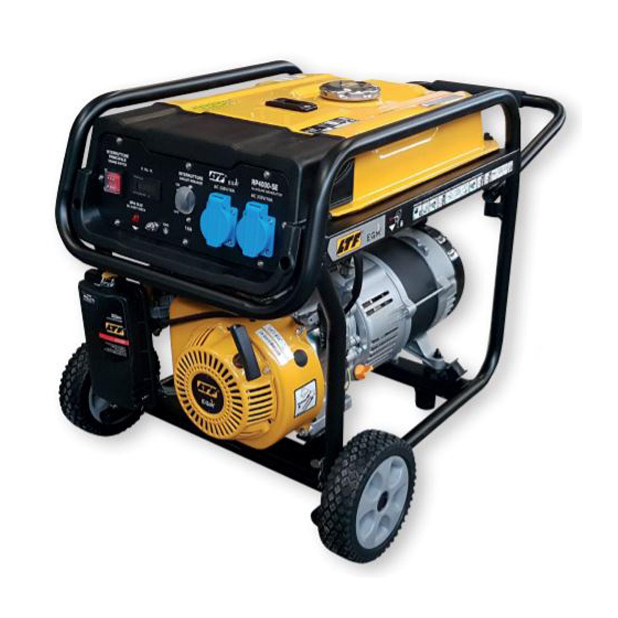 ltf generatore di corrente portatile a benzina rp4000-se ltf