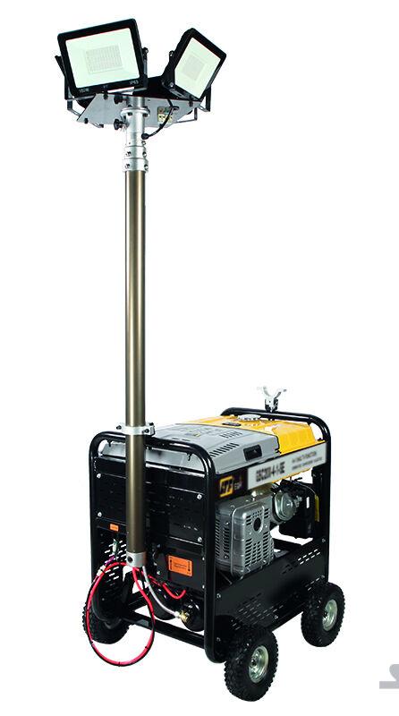 LTF Generatore di corrente a benzina multifunzione 4 in 1 GSC200-4-1-SE LTF