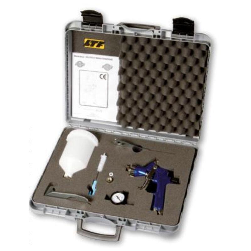 asturo kit aerografo manuale superiore hte a bassa pressione asturo k1/s