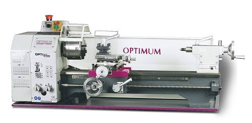 Optimum Tornio parallelo Optimum TU2506 230V