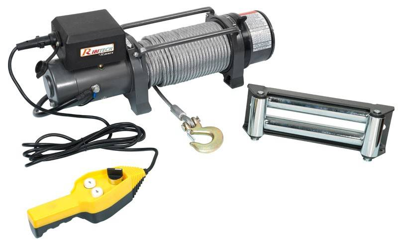 Ribitech Verricello da fissare Ribitech PE12V/9000