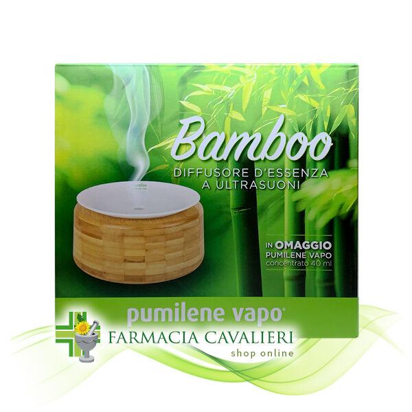 Montefarmaco Pumilene Vapo Bamboo Diffusore Ultrasuoni