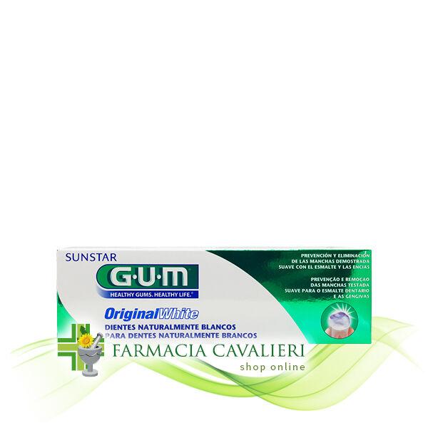 dentifricio original white gum 75ml