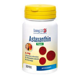 Longlife Astaxanthin 30prl Veg