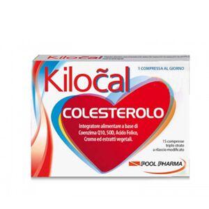 Poll Pharma Kilocal Colesterolo 15cpr