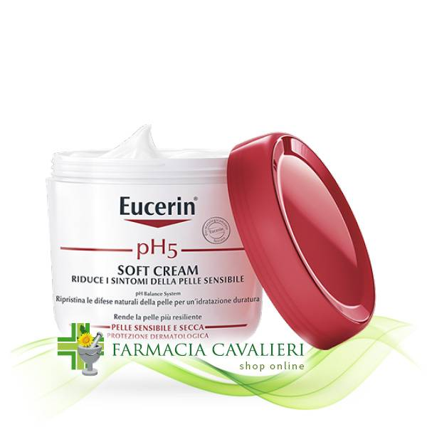 Eucerin Ph5 Soft Cream 450ml