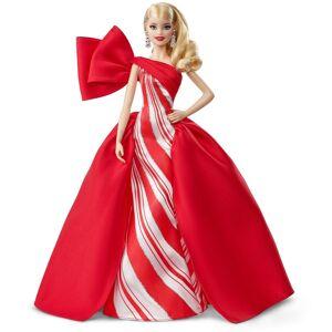 Mattel Barbie Magia delle Feste 2019. Bambola Bionda da Collezione