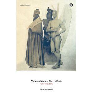 Mondadori Altezza reale Mann Thomas(eBook)