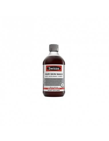HEALTH AND HAPPINES (H&H) IT. Swisse capelli pelle unghie liquid 300 ml