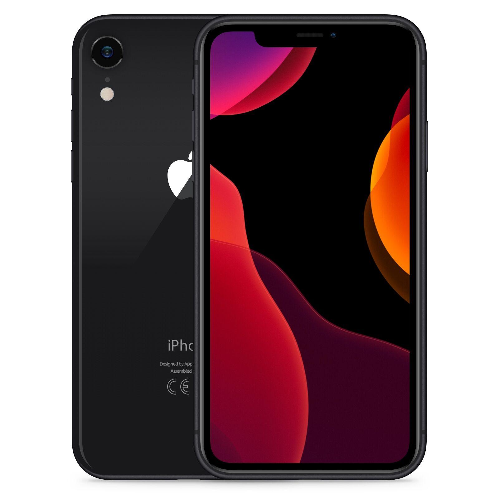 apple iphone xr 64gb nero