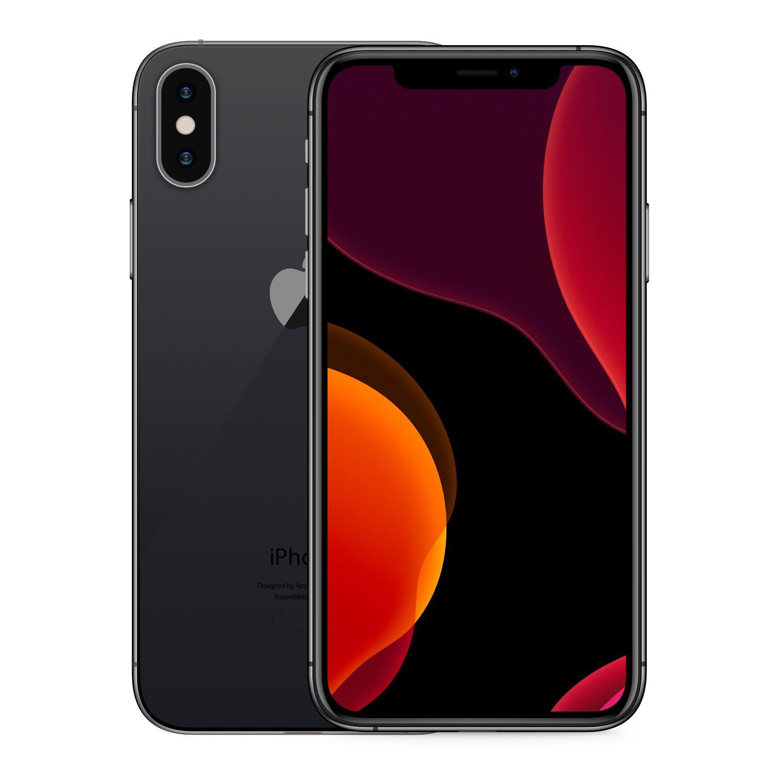 apple iphone x 64gb grigio siderale