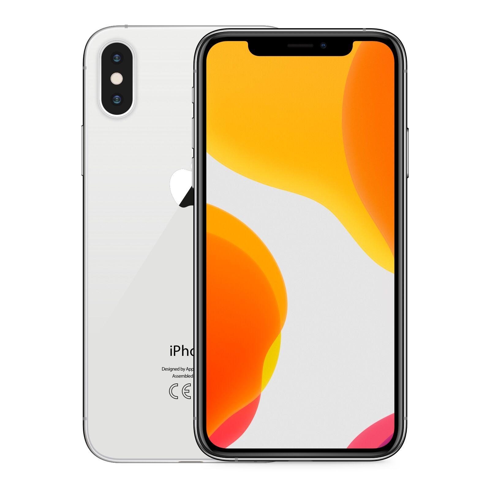 Apple iPhone X 64GB Argento