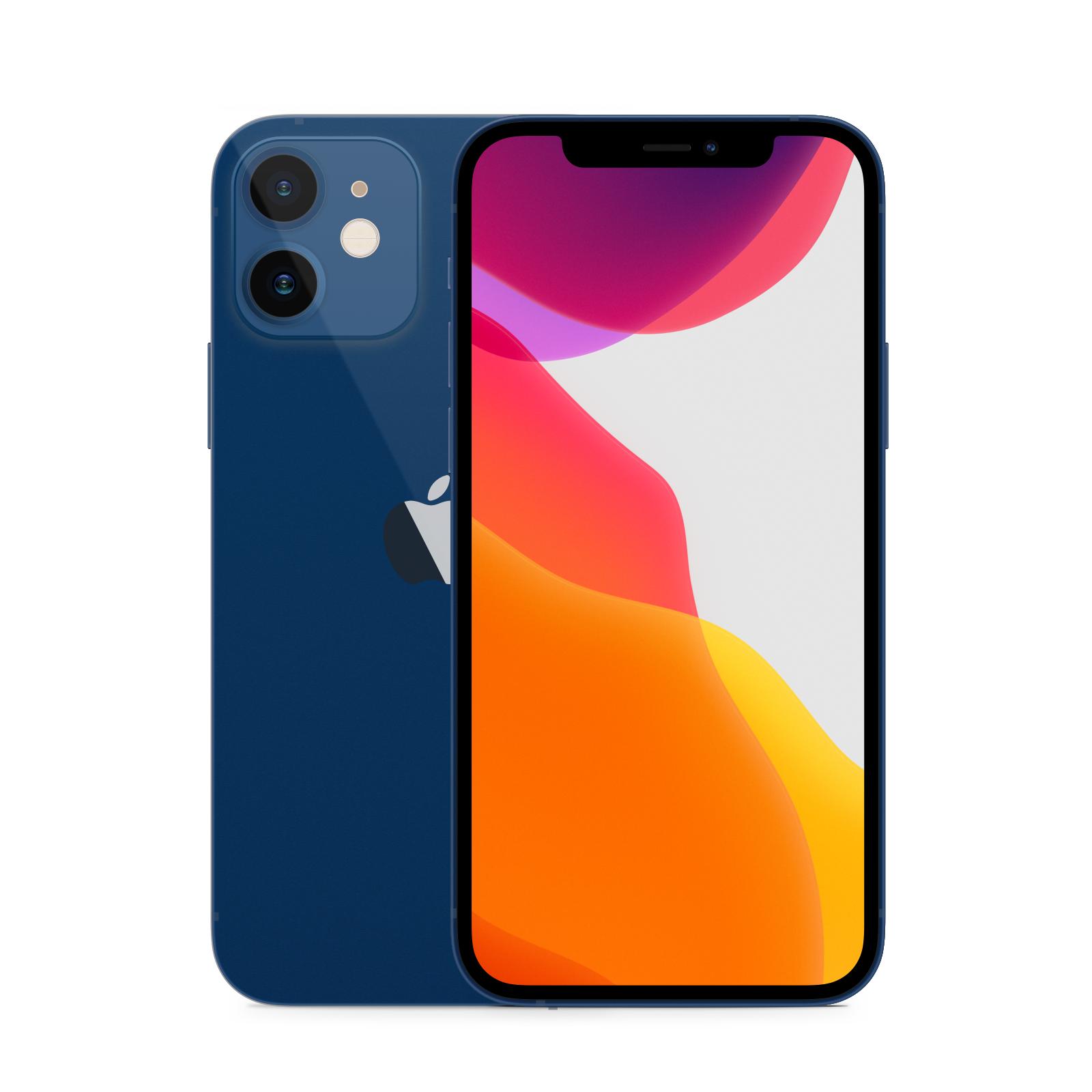 Apple iPhone 12 mini 64GB Blu