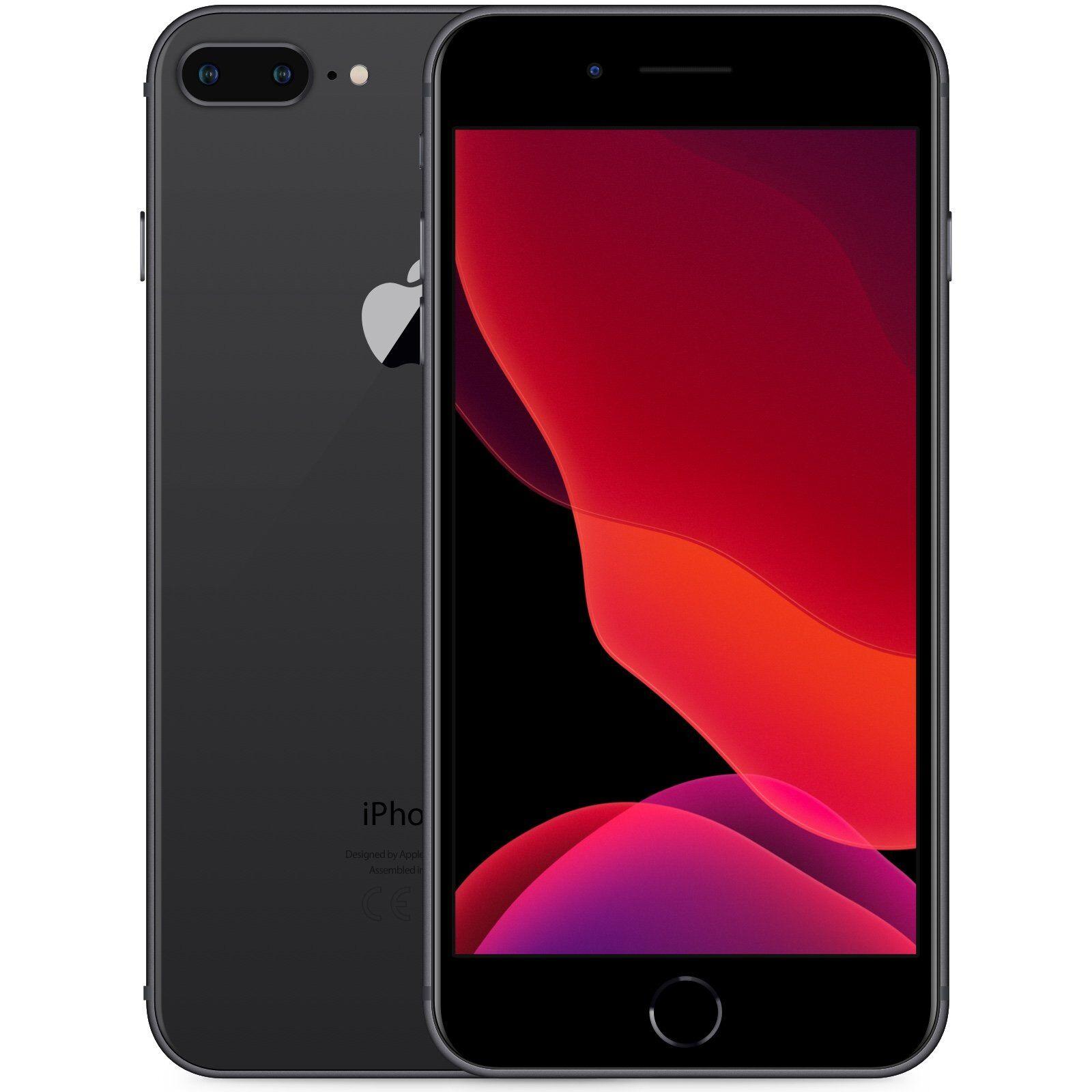 Apple iPhone 8 Plus 256GB Grigio Siderale