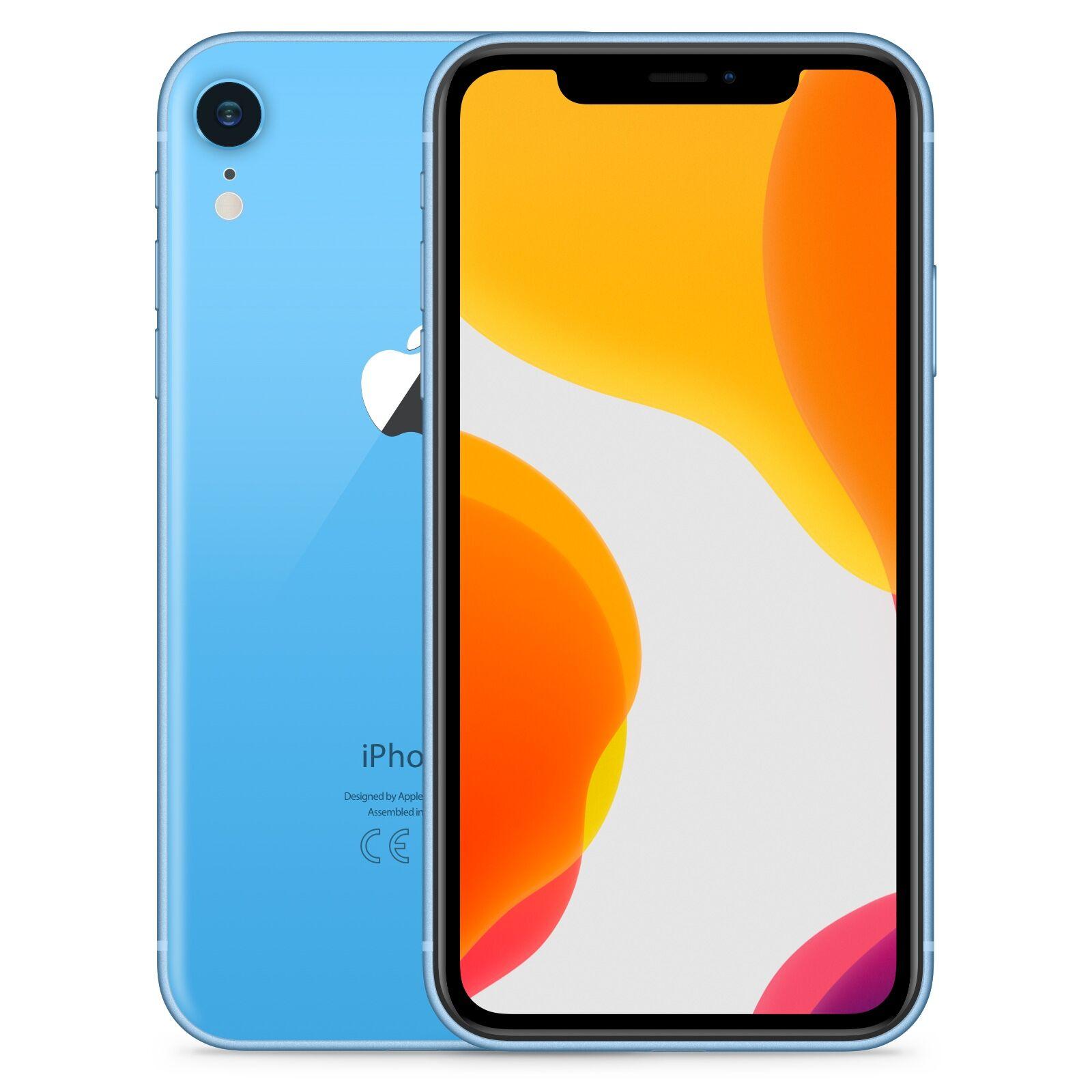 Apple iPhone XR 64GB Blu