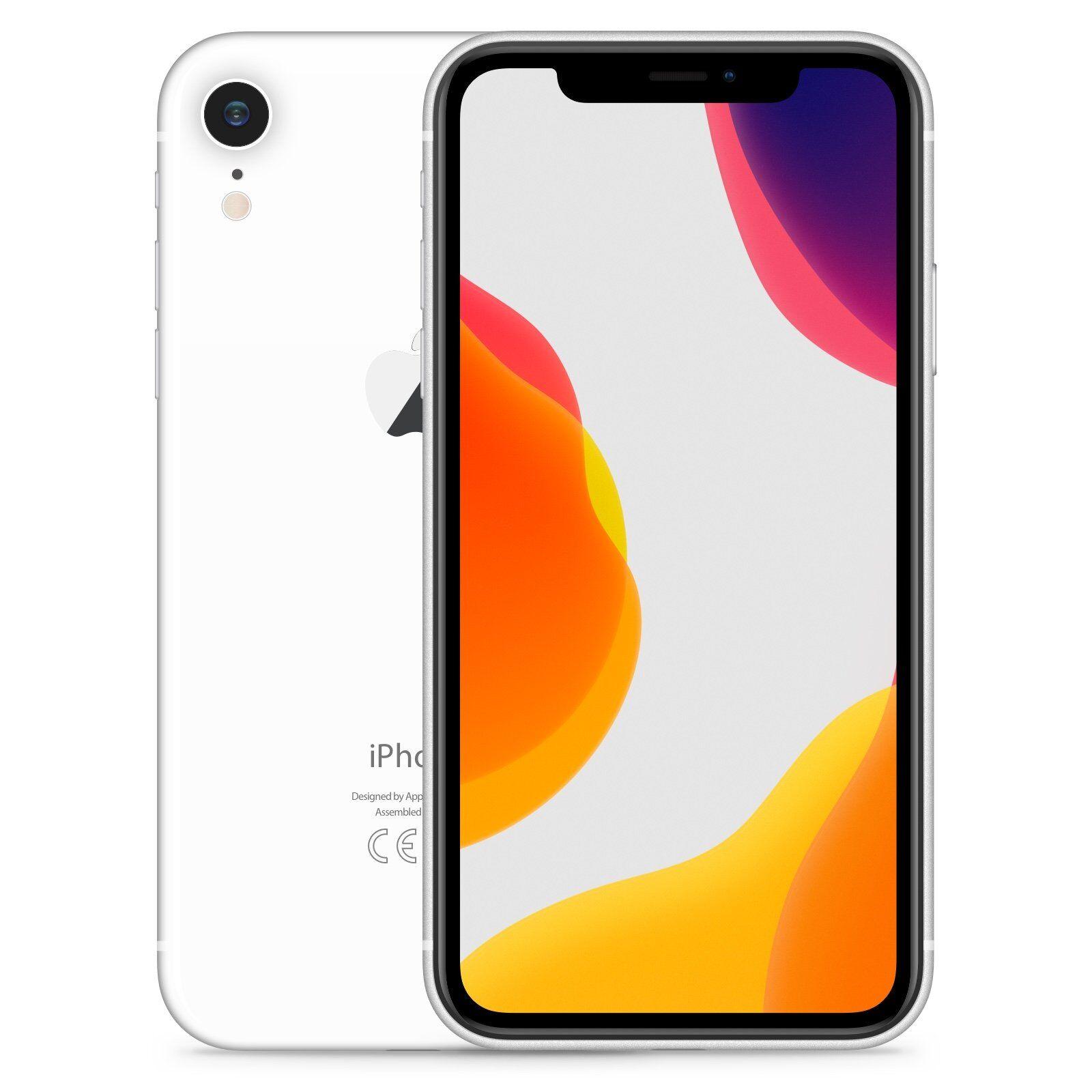 Apple iPhone XR 128GB Bianco