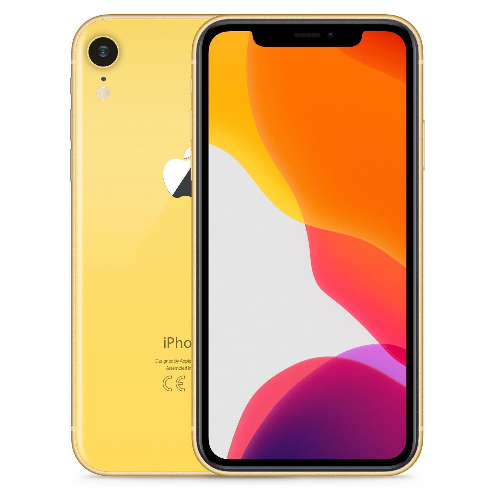 Apple iPhone XR 64GB Giallo