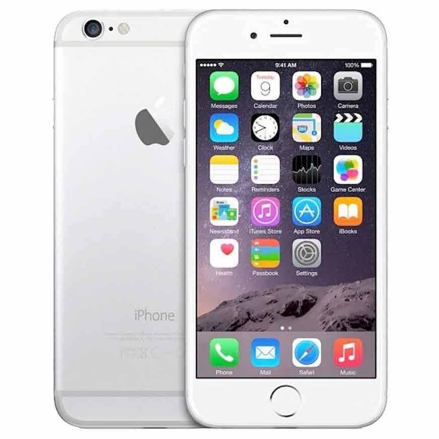 Apple iPhone 6s 32GB Argento