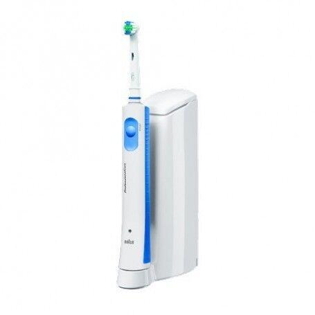 braun spazzolino elettrico con rimotore di placca 3d