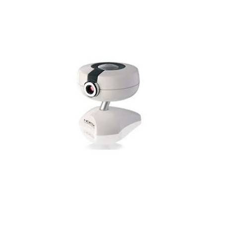 nortek webcam per pc con microfono ris. 352x288 vga usb