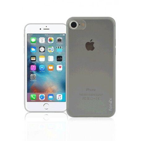 fonex custodia trasparente in silicone per iphone 7