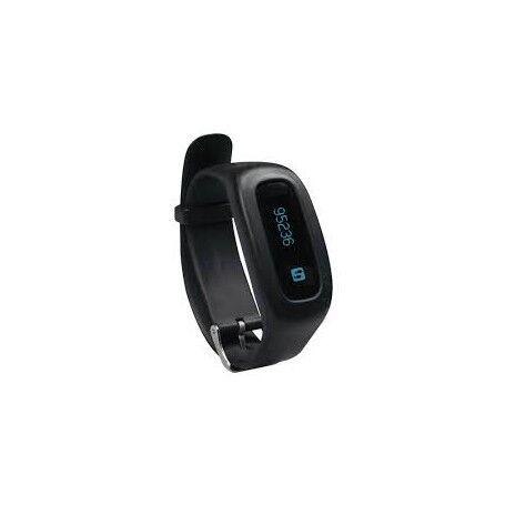 mediacom bracciale activity tracker funz:orologio-passi-cal