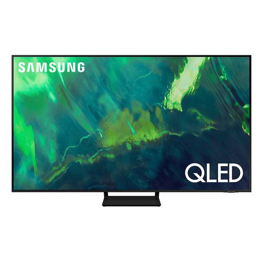 Samsung TV QLED 4K 65'' QE65Q70A Smart TV Wi-Fi Titan Gray 2021