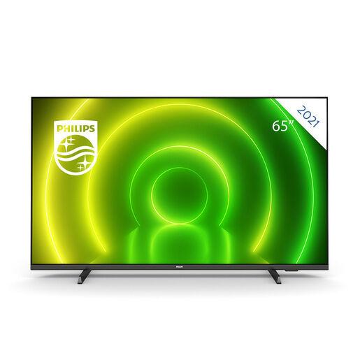 Philips 65PUS7406/12 TV 165,1 cm (65'') 4K Ultra HD Smart TV Wi-Fi Nero