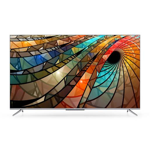 TCL 43P715 43 pollici, TV 4K Ultra HD, Smart TV con sistema Android