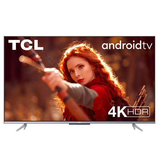 TCL 43P725 TV 43 pollici, 4K Ultra HD, Smart TV Powered by Android 11