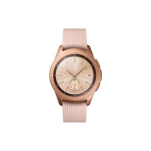 Samsung Galaxy Watch SM-R810 1.2'' SAMOLED Rose gold GPS smartwatch