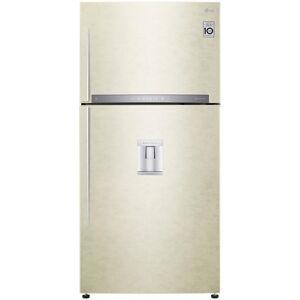 LG GTF925SEPZD frigorifero con congelatore Libera installazione Beige