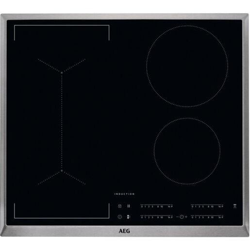 AEG IKB64443XB Nero Da incasso 60 cm A induzione 4 Fornello(i)