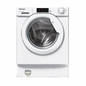 Candy CBWM 712D-S lavatrice Da Incasso Caricamento frontale Bianco 7 k