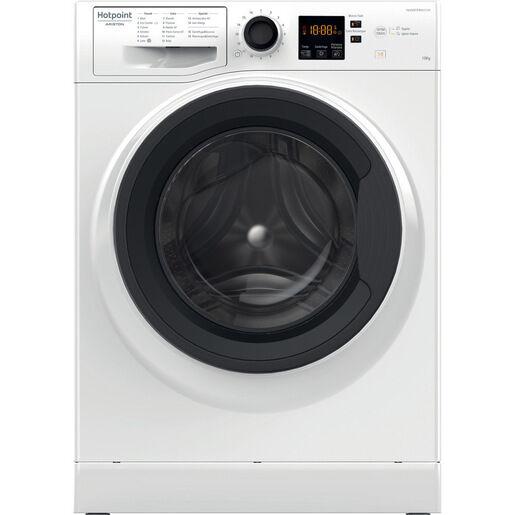 Hotpoint NF1044WK IT lavatrice Libera installazione Caricamento fronta