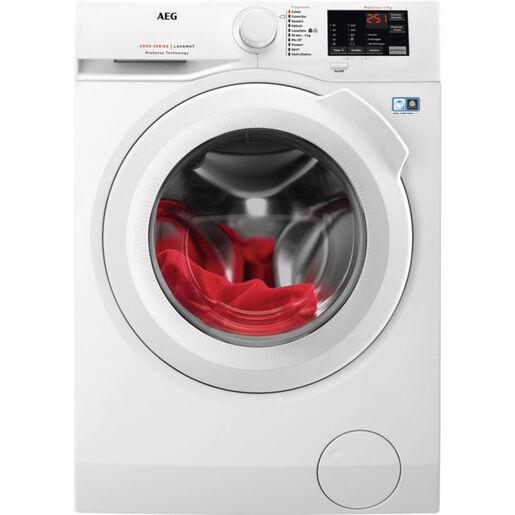 AEG L6FBI941 lavatrice Libera installazione Caricamento frontale Bianc