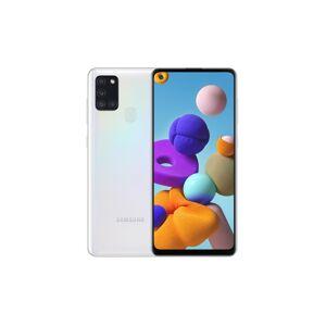 "Samsung Galaxy A21s Sm-A217f 16,5 Cm (6.5"") Doppia Sim Android 10.0 4g Usb Tipo-C 3 Gb 32 Gb 5000 Mah Bianco"