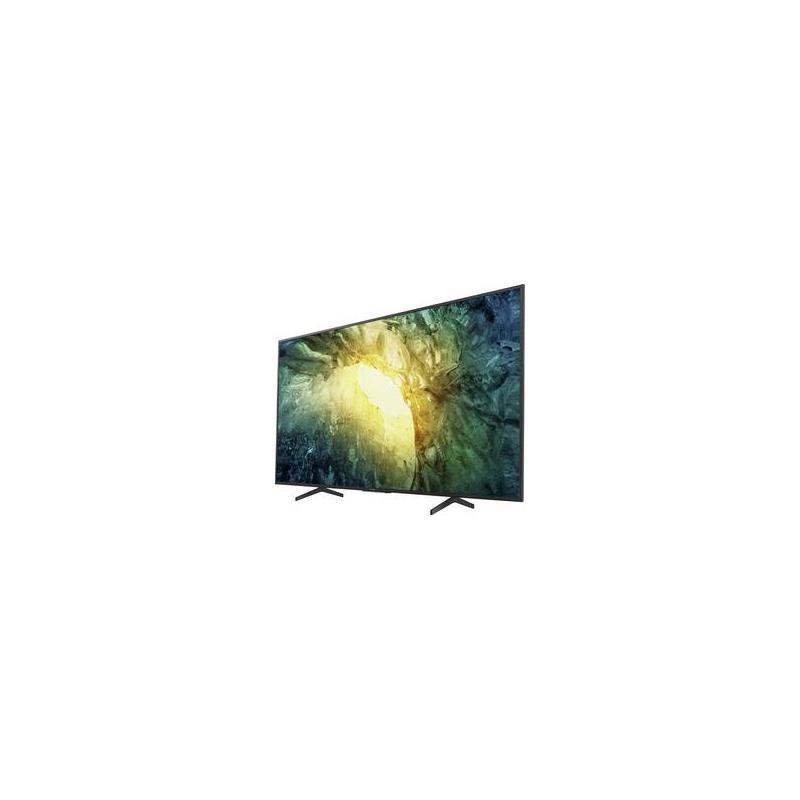 sony kd43x7055baep tv 109,2 cm (43) 4k ultra hd smart tv wi-fi nero