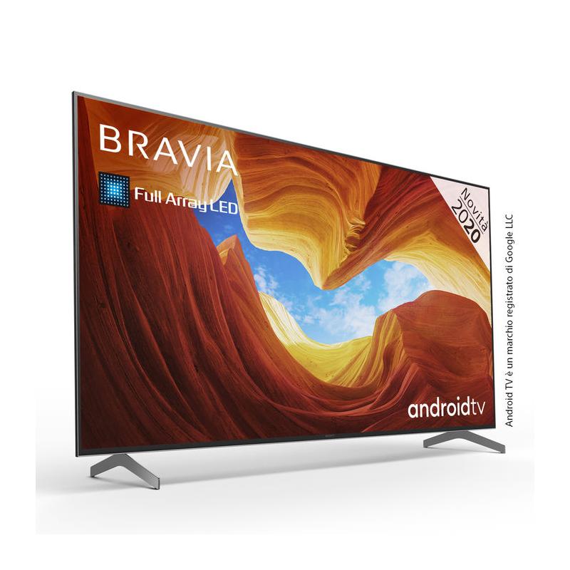 sony ke85xh9096baep tv 2,16 m (85) 4k ultra hd smart tv wi-fi nero my2021