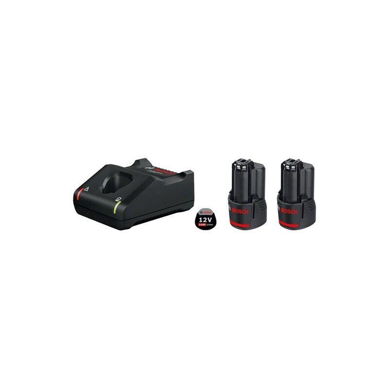 bosch 1 600 a01 9rd batteria e caricabatteria per utensili elettrici set batteria e caricabatterie