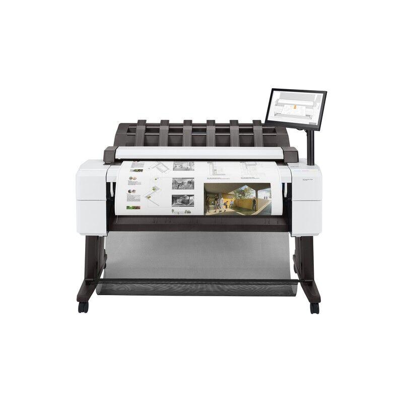 hp designjet t2600 stampante grandi formati getto termico d'inchiostro a colori 2400 x 1200 dpi a0 (841 x 1189 mm) collegamento