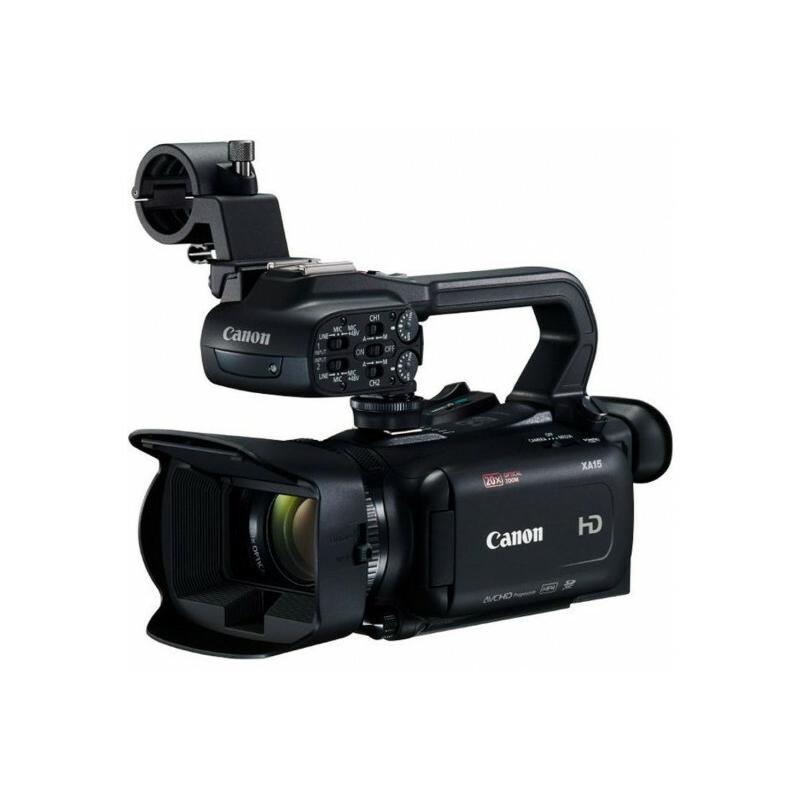 Hwonline Videocamera Professionale Canon Xa15 (Xa15)