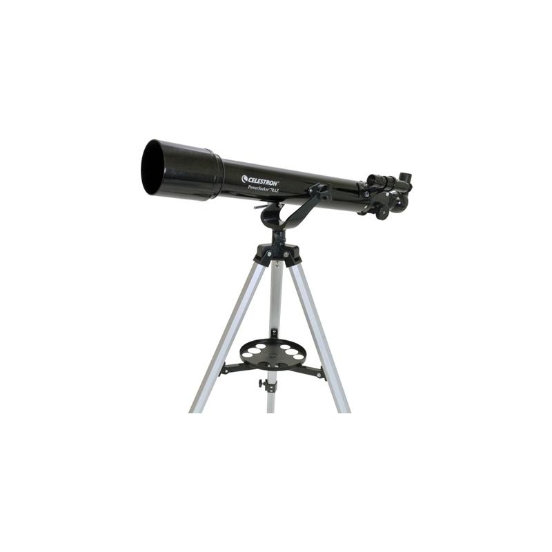 celestron telescopio powerseeker 70az ce21036 ( italia)