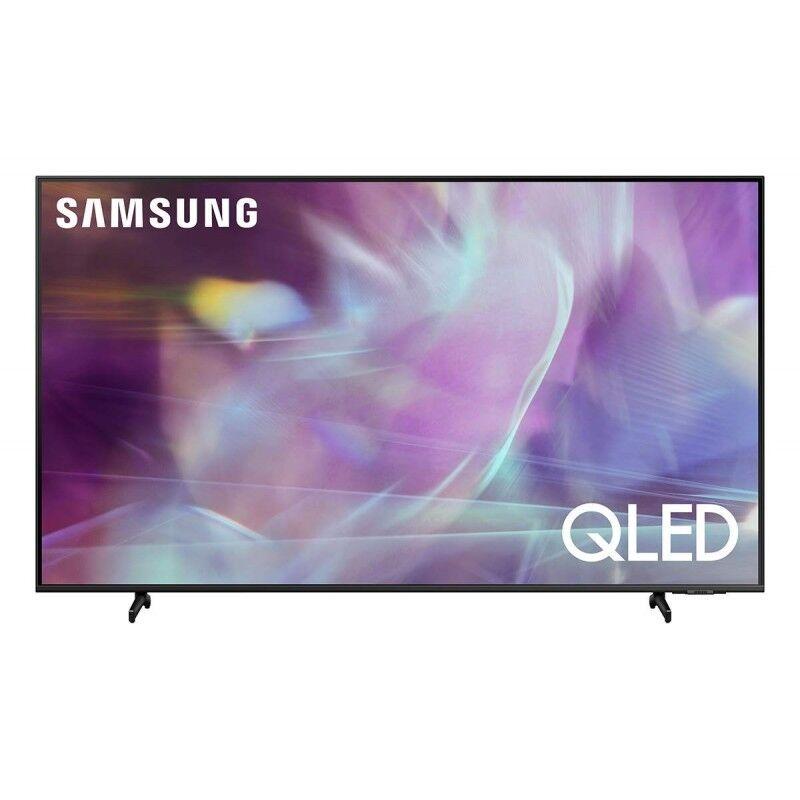 """Samsung Series 6 Tv Qled 4k 65"""" Qe65q60a Smart Tv Europa Wi-Fi Black 2021 Qe65q60aauxxh (Qe65q60aauxxh_promo)"""
