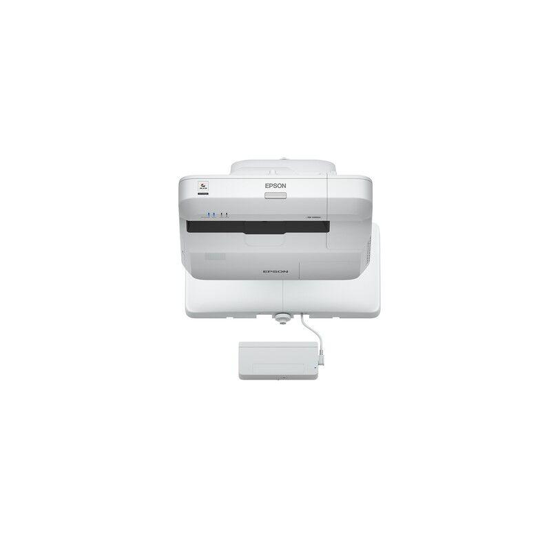 epson eb-1460ui videoproiettore proiettore a raggio ultra corto 4400 ansi lumen 3lcd wuxga (1920x1200) bianco