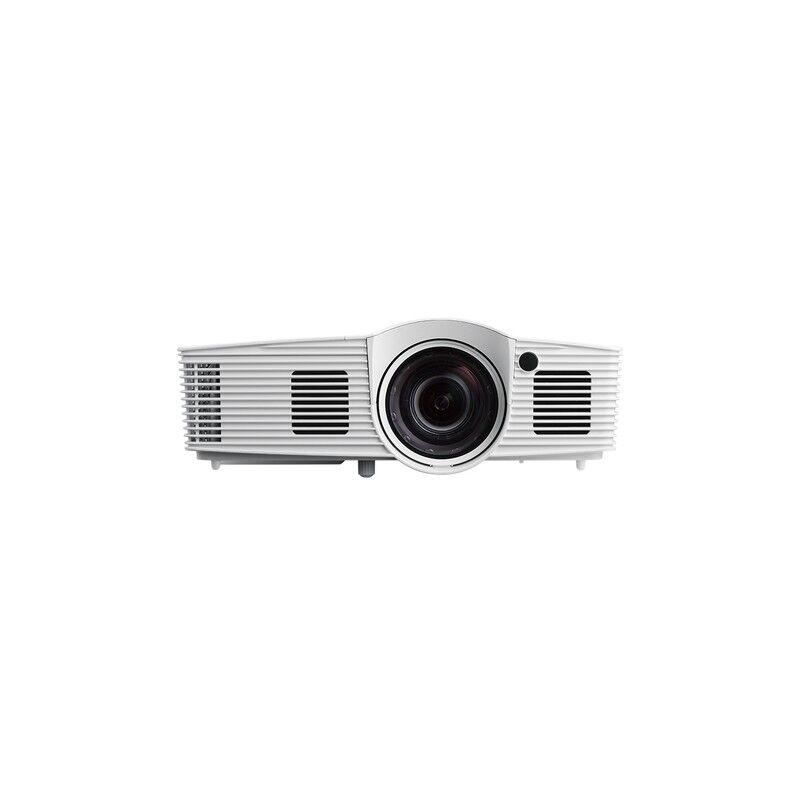 optoma gt1080 videoproiettore proiettore a raggio standard 2800 ansi lumen dlp 1080p (1920x1080) compatibilità 3d bianco